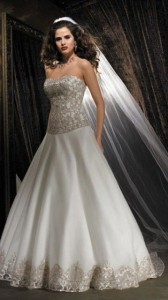 Color: Ivory  Size: 8 Price: $1,297 (originally) Discount price: $648.00